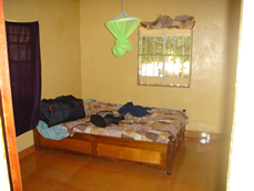 african double bedroom