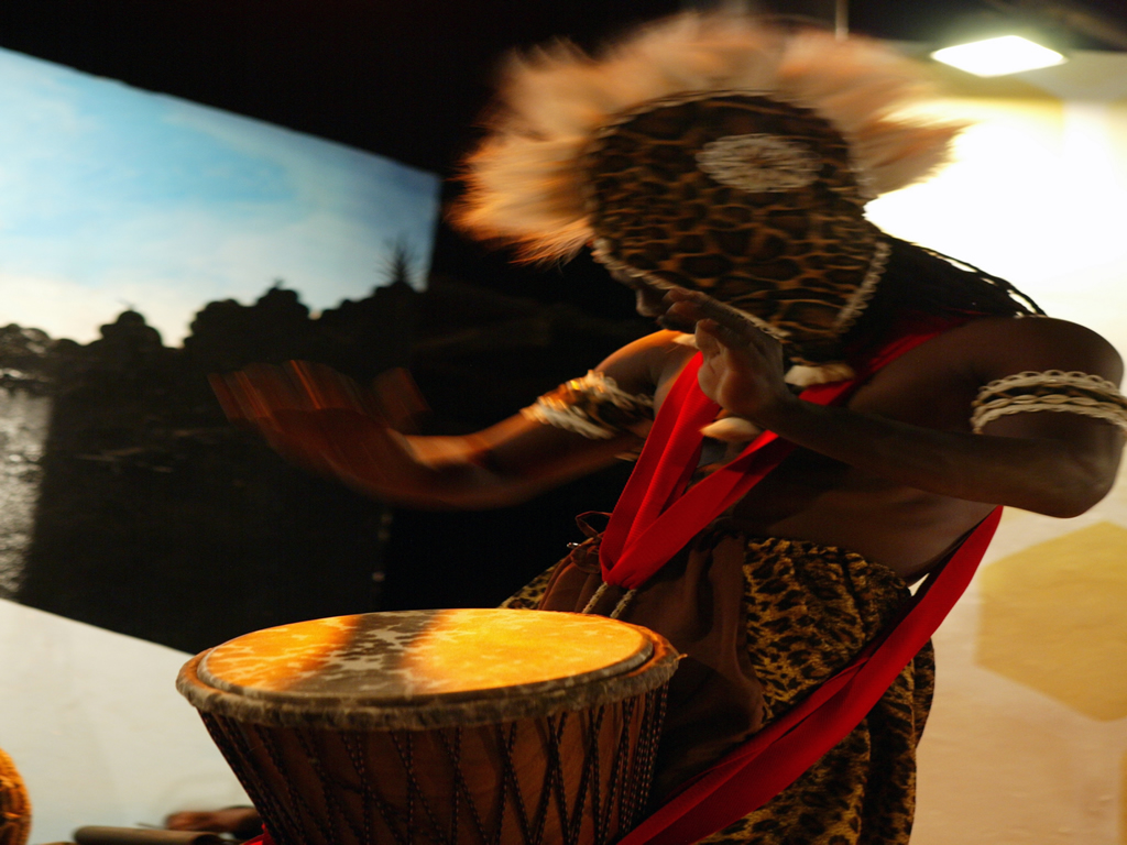 African Music Wallpaper African Drumming | Djembe